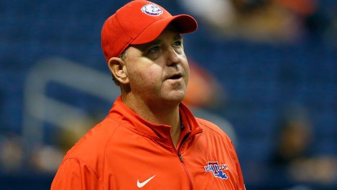 Louisiana Tech coach Skip Holtz said the Bulldogs' camp season has been productive and exciting.