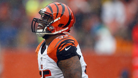 Vontaze Burfict is appealing his five-game suspension.