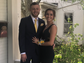 Dalton Mowen and Lauren Channing attend Waynesboro