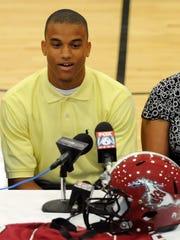 Stanhope Elmore High School football player Demarcus