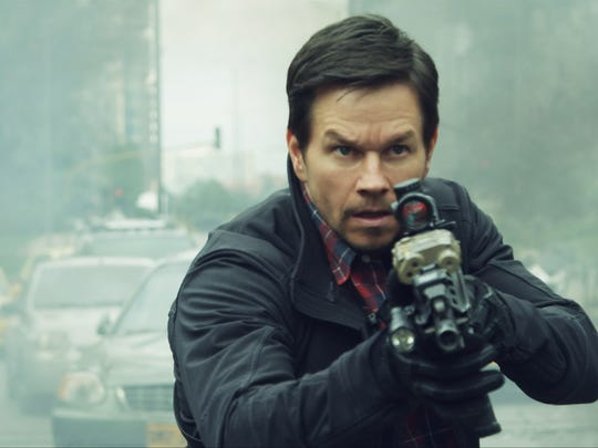 Mark Wahlberg stars in 'Mile 22.'