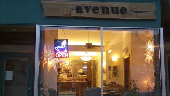 Avenue Coffeehouse is at 911 Milwaukee Ave., South