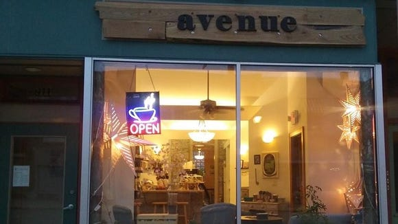 Avenue Coffeehouse is at 911 Milwaukee Ave., South Milwaukee.
