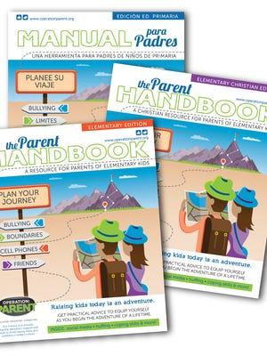 Operation Parent produces parent handbooks in Spanish and English. There's also a Christian version.