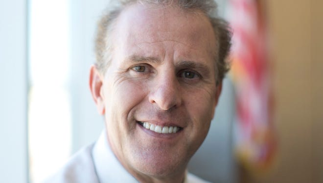 Chandler Mayor Jay Tibshraeny