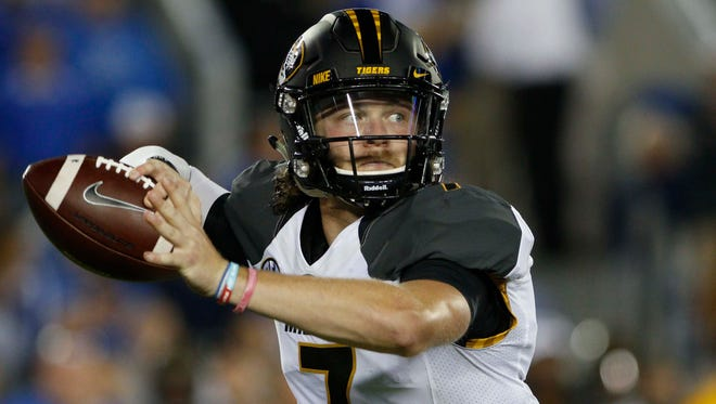 Missouri quarterback Maty Mauk has been cleared after a four-game suspension according to multiple reports.