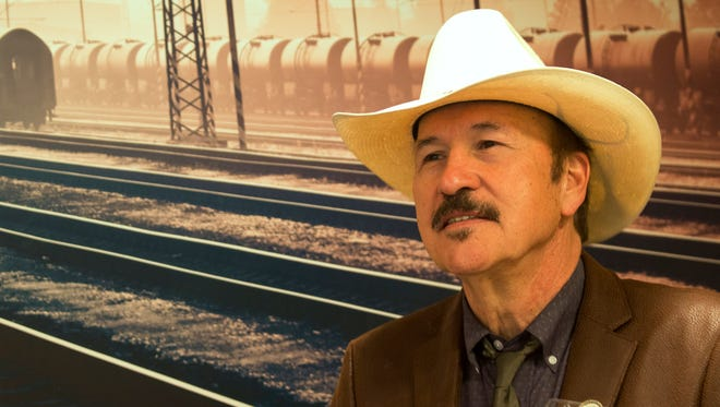 Democrat Rob Quist is running for an open House seat in Montana.
