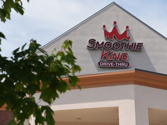 Smoothie King, located on Route 9 in Wappingers Falls.