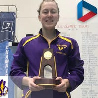 National champ: END grad Molly Craig swims to Division III title in 400 IM