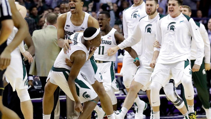 Michigan State holds off Virginia for No. 1 spot in USA TODAY Sports men's basketball poll