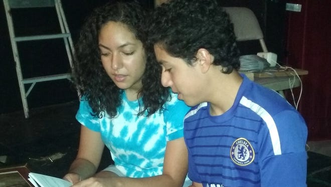 Young actors will have a chance to learn about the audition process at the Las Cruces Community Theatre's free kids audition workshop from 10 to 11:30 a.m. Saturday, Aug. 12 at 313 N. Main St.