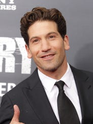 Actor Jon Bernthal arrives for the world premiere of