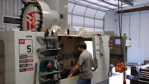 Crest Industries of Pineville has acquired Precision Cutting Specialties of Eunice. Precision Cutting performs machining and fabrication work for companies in several industries.