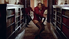 Bey's around-the-house clothes.