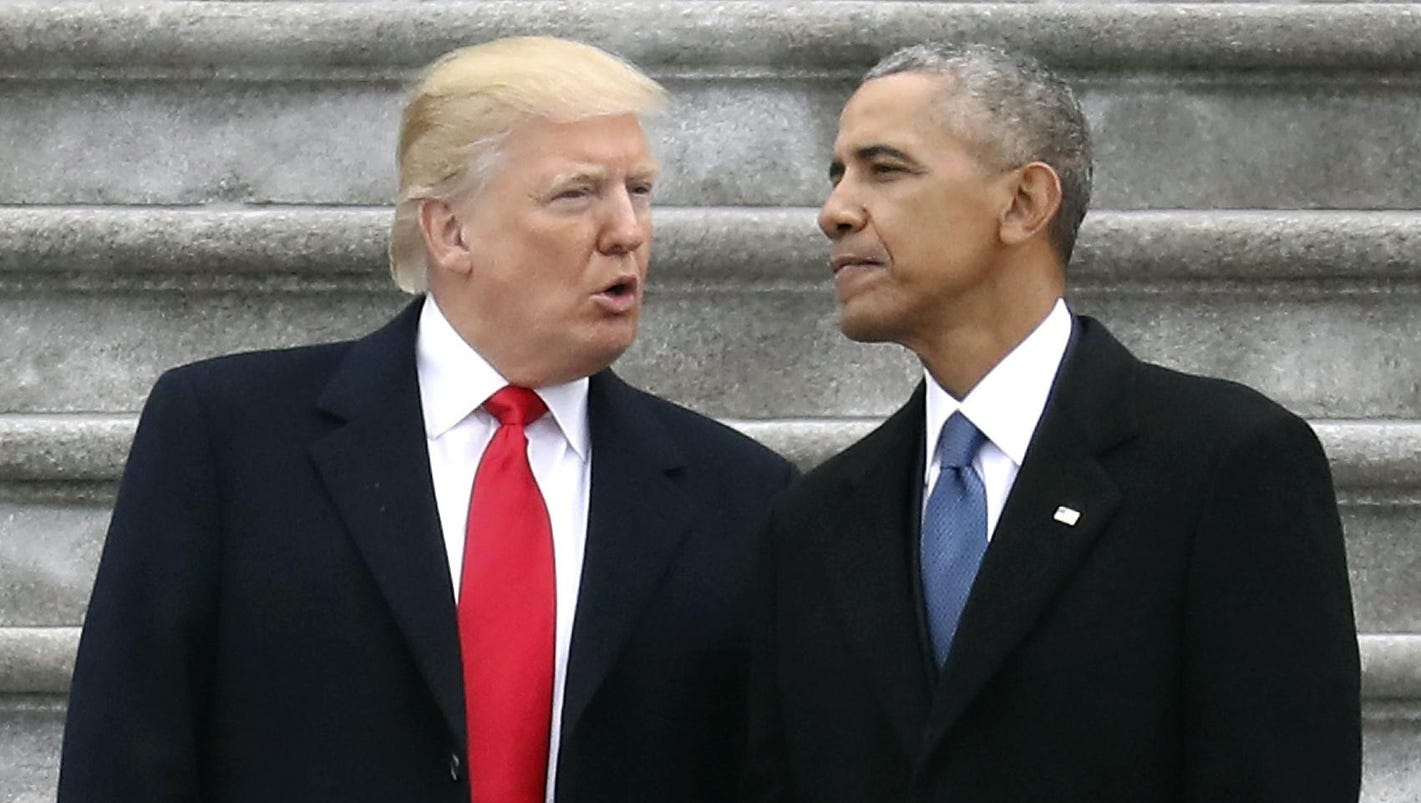 History experts in New York Times op-ed: Trump worst president ever, Obama in top 10