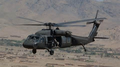 A Boone-based unit that flies Blackhawk helicopters like the one shown in this photo is being called to service for deployment in southwest Asia, officials said.