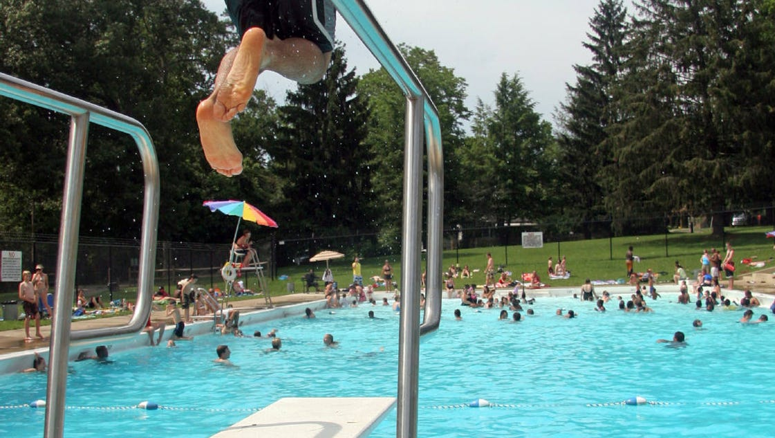 Asheville Henderson City Pools Set To Open
