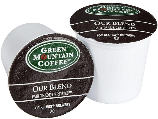 Keurig Coffee Maker Environmental Impact : K-Cups take a toll on the environment