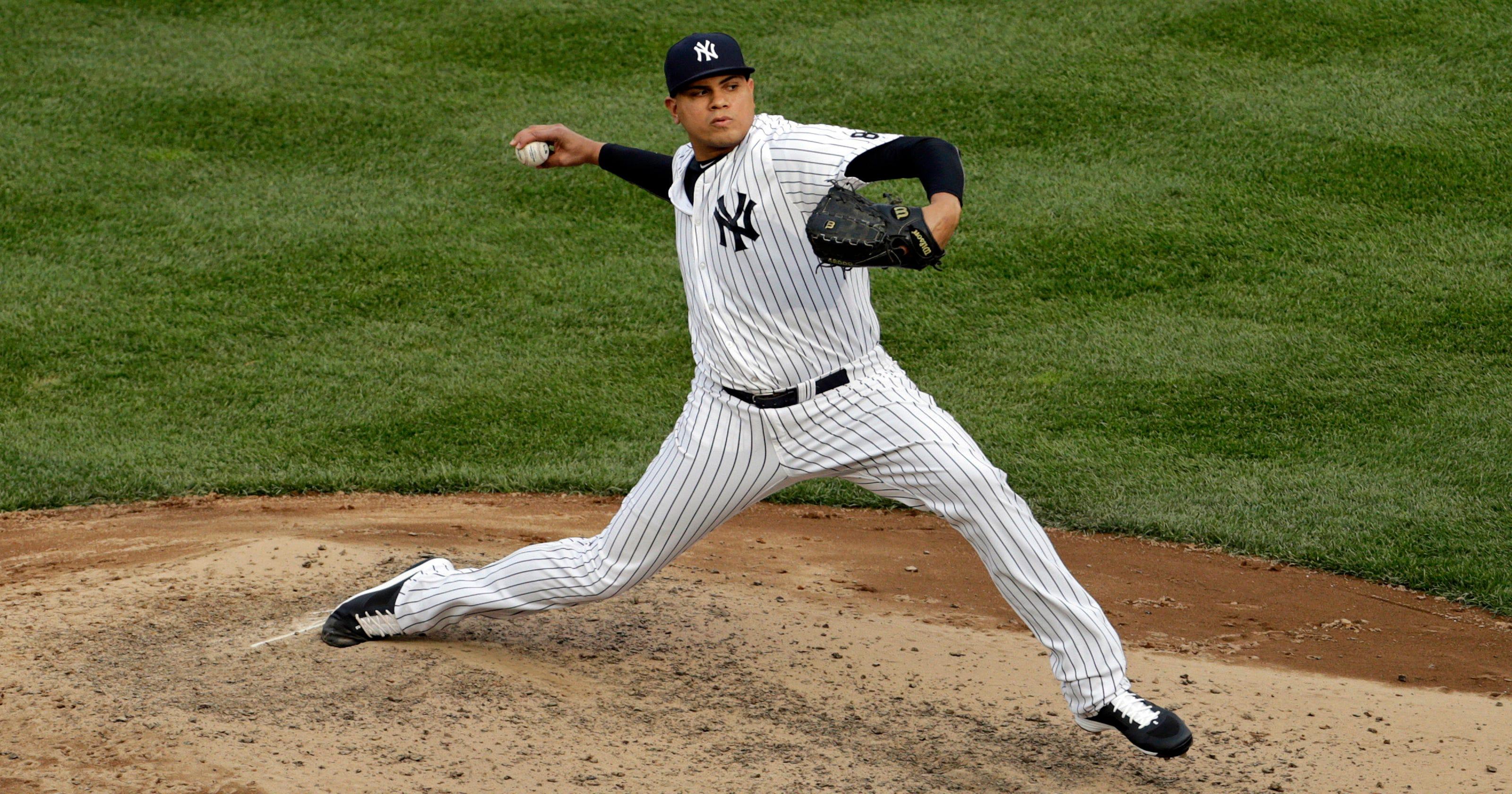 011375cf7 If Yankees don't win, Dellin Betances, Andrew Miller, Aroldis Chapman may  break up