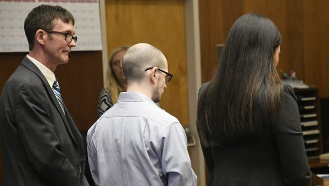 After six years behind bars, Aaron Rowe heard the verdict against him.