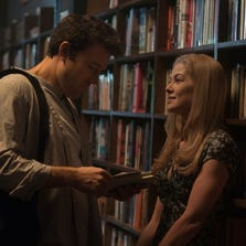 """Ben Affleck and Rosamund Pike have a memorable date in """"Gone Girl."""""""