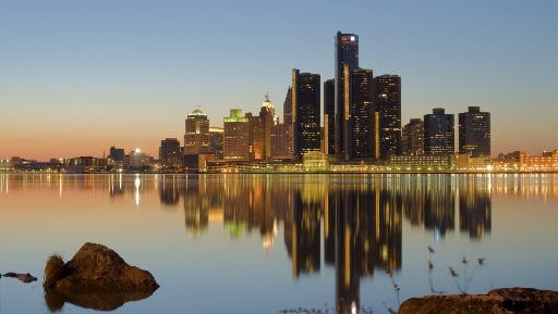 Detroit's bankruptcy proceedings ended this month.