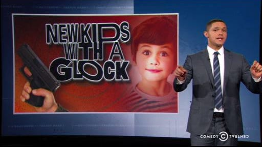 """A screenshot from Tuesday's """"Daily Show"""" segment on a proposed Iowa bill."""