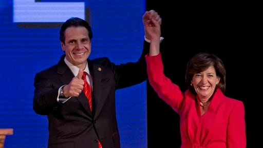 Gov. Andrew Cuomo and running mate Kathy Hochul will be in Rochester on Saturday for a campaign appearance.