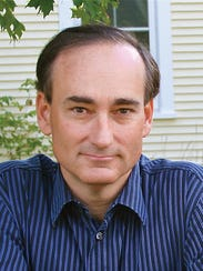 Author Chris Bohjalian.