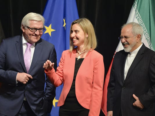 EPA AUSTRIA IRAN NUCLEAR DEAL POL NUCLEAR POLICIES AUT VI