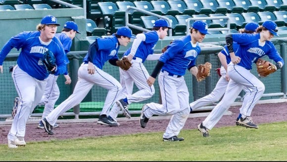 The Bronxville baseball team will look to end a four-year