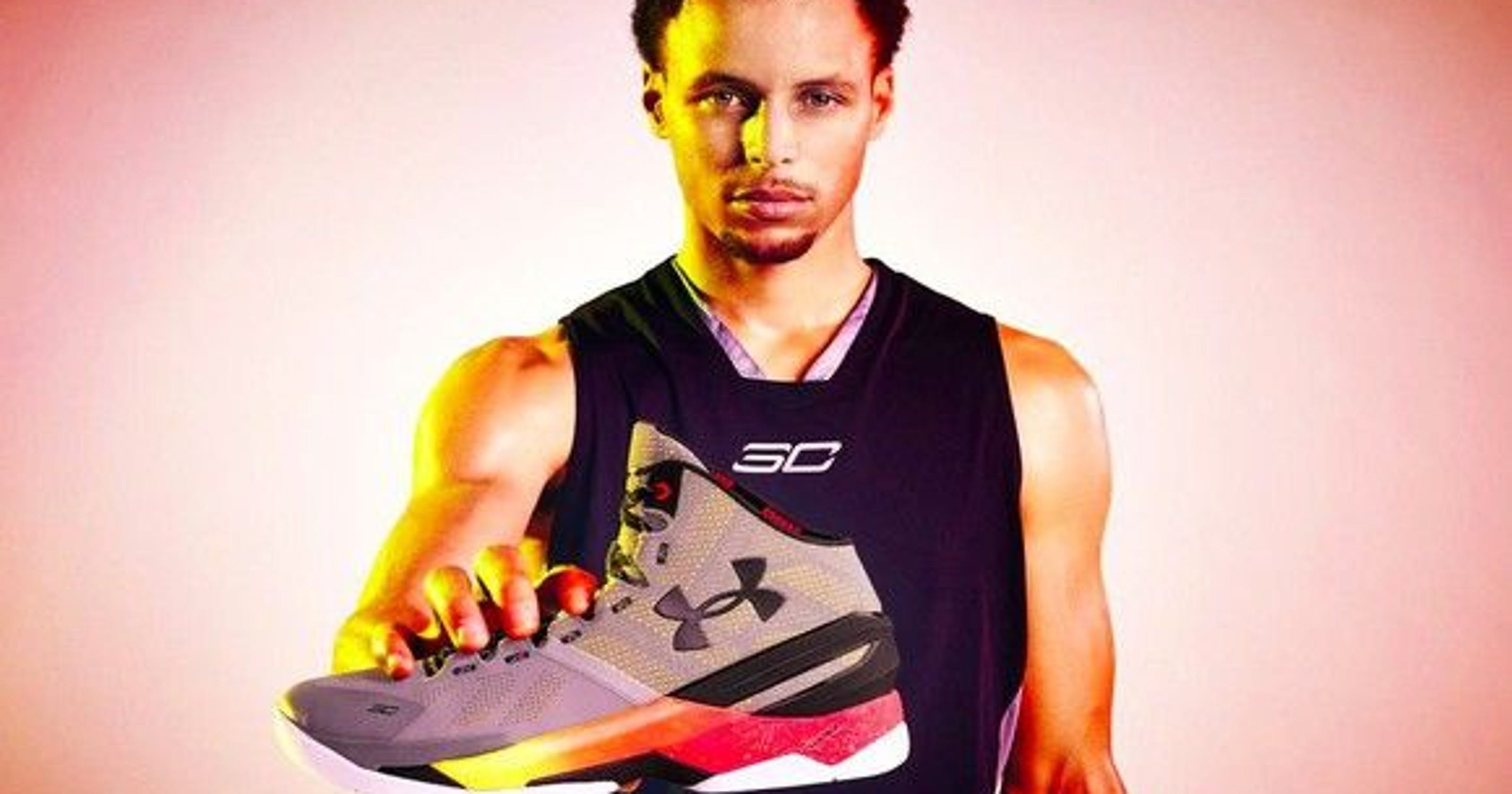 4e359290 Waning interest in Steph Curry shoes? Under Armour stock slumps