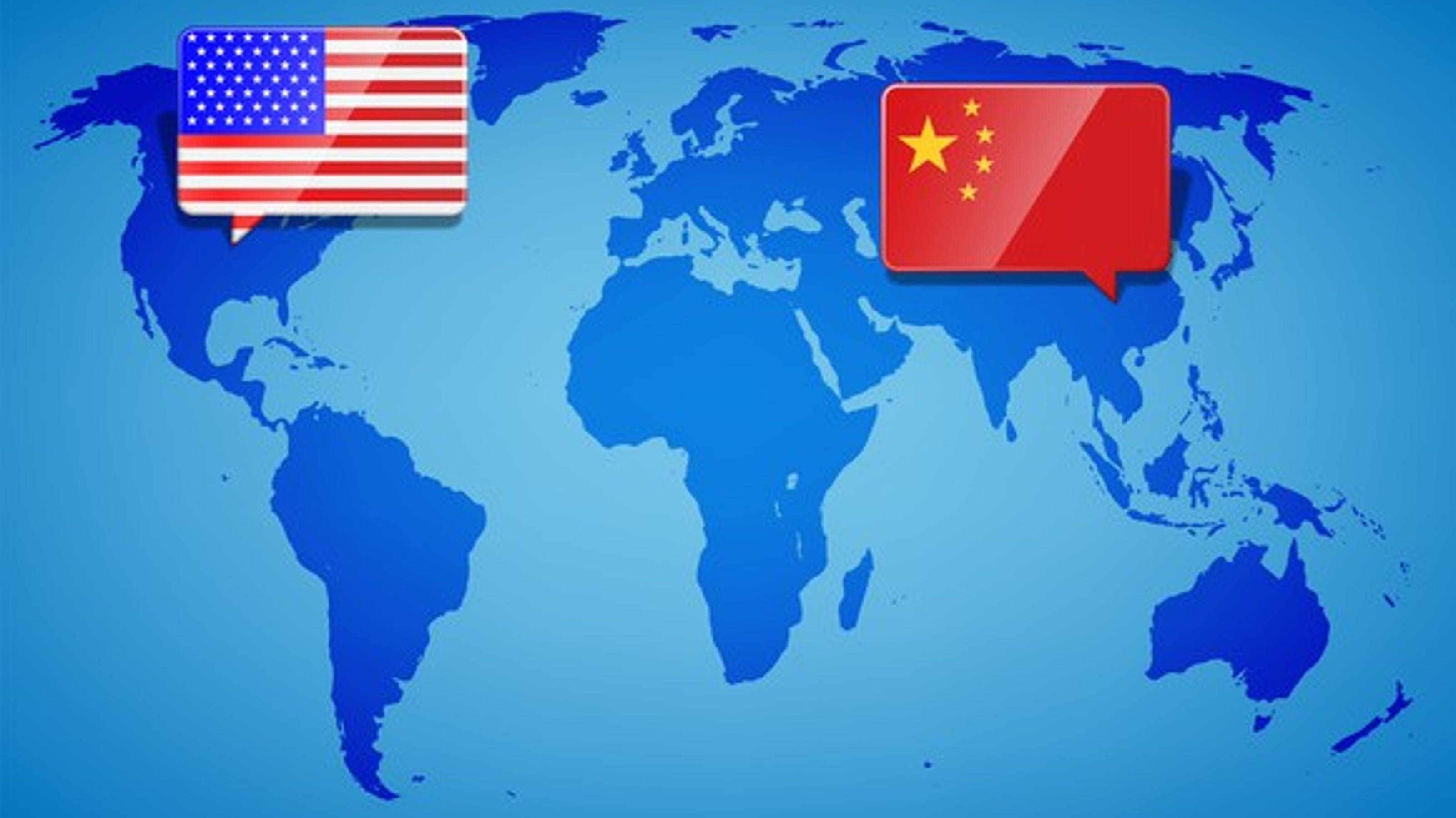 China And Us Map.Trade War Trump Expresses Optimism About U S Trade Deal With China