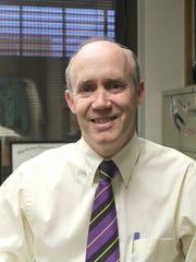 Joseph Cullen, a professor of surgery at the UI College of Medicine.
