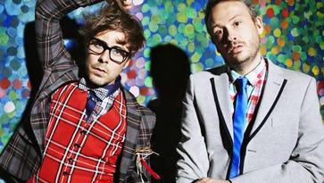 Basement Jaxx is a British dance music duo who are releasing their seventh studio album, 'Junto.'