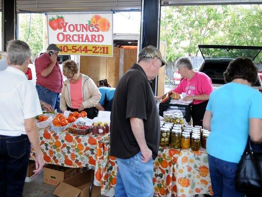 Wichita Falls Downtown Farmer's Market