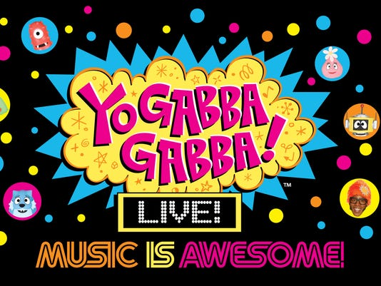 Yo Gabba Gabba! new tour