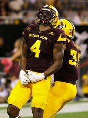 Arizona State's Koron Crump.