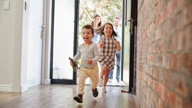 Tips for buying a home for a family with kids.