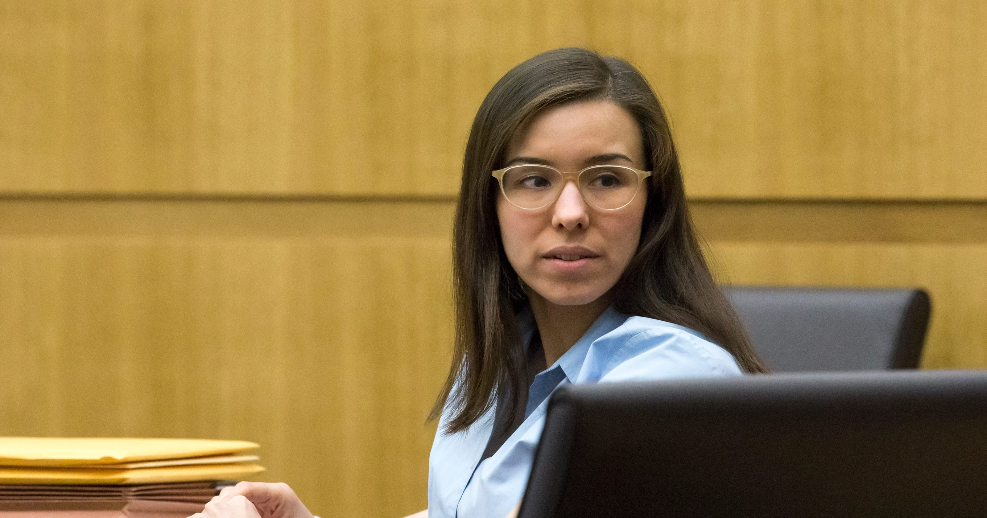 Jodi Arias Sex Pics jodi arias trial: twitter reacts to the verdict