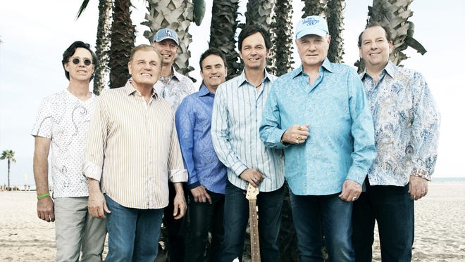The Beach Boys will bring their iconic sound to The Wharf on May 23.