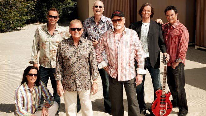 The legendary singing group The Beach Boys will perform at Ramapo's Summer Concert series.