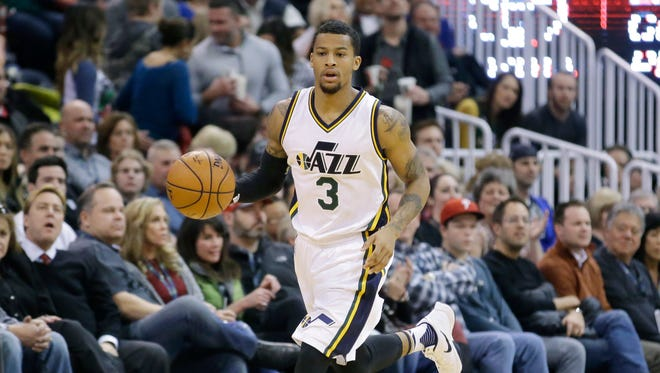 According to reports, the Jazz traded Trey Burke to the Wizards for a second-round pick in 2021.