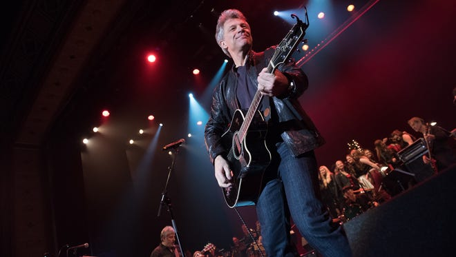 Jon Bon Jovi and friends will perform a 45 minute set at Tarrytown Music Hall to benefit the Flood Sisters Kidney Foundation.