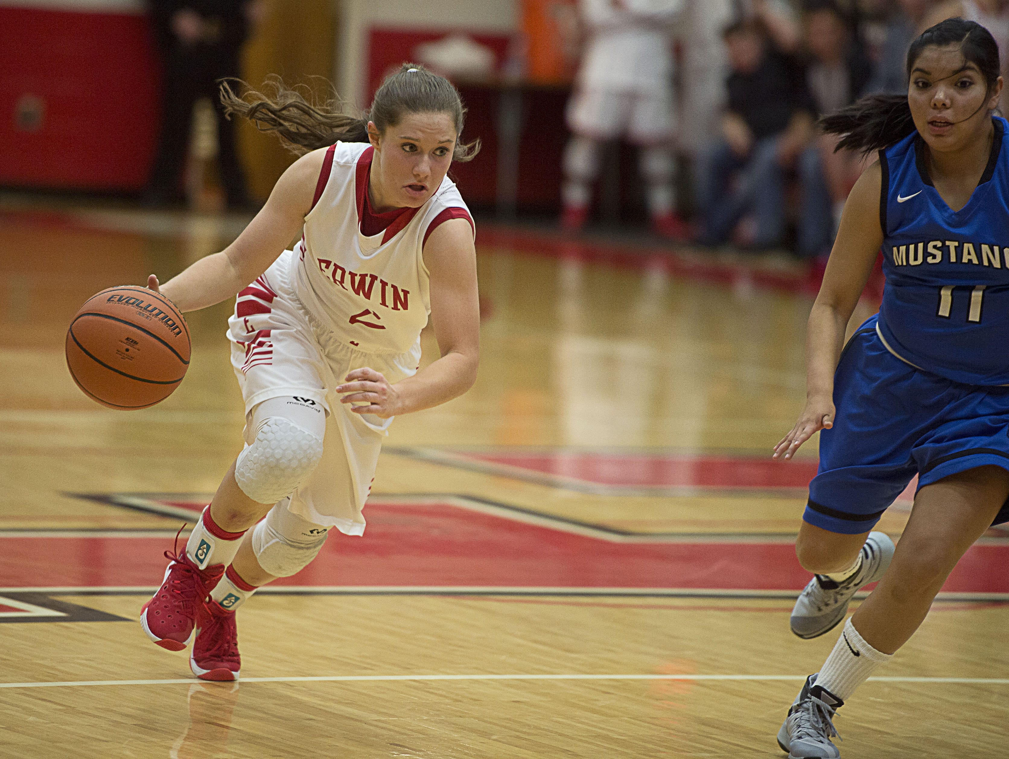Recent Erwin graduate Dalton Gossett will play in Monday's East-West All-Star girls basketball game in Greensboro.