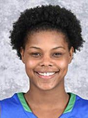 FGCU women's basketball player Rose Julien
