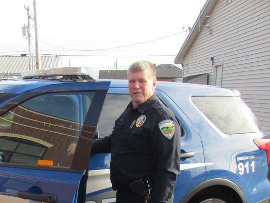 Aumsville Police Chief Richrad Schmitz