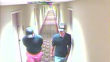 Jackson police are searching for these men in connection to an alleged assault and robbery Sept. 4.