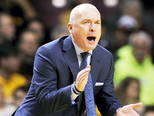 There has been much social-media speculation recently about the job security of Penn State head men's basketball coach Pat Chambers.