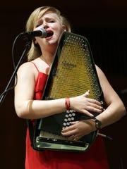 Mel Flannery is an Appleton native now living and performing